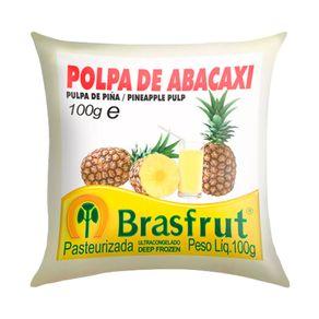 POLPA-BRASFRUT-ABACAXI-100G-------------