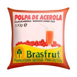 POLPA-BRASFRUT-ACEROLA-100G-------------