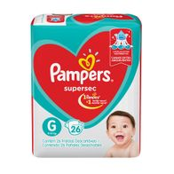 FRALDA-SUPERSEC-PAMPERS-G-26