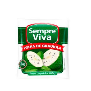 POLPA-SEMPRE-VIVA-GRAVIOLA-100G