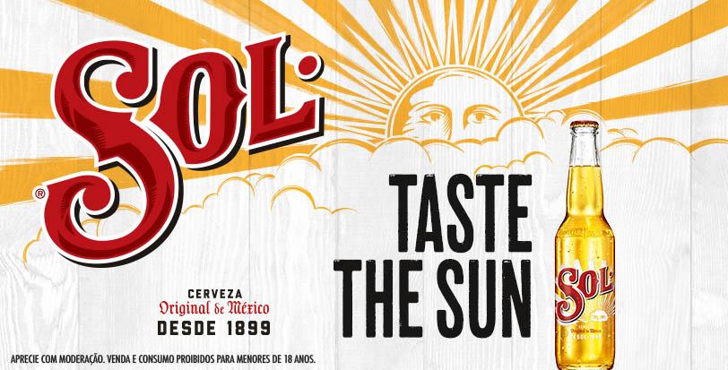 Cerveja Sol