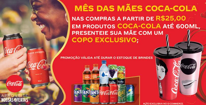 COCA-COLA MÃES