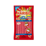BALLA-STICKS-HARIBO-MORANGO-ACIDO-80G